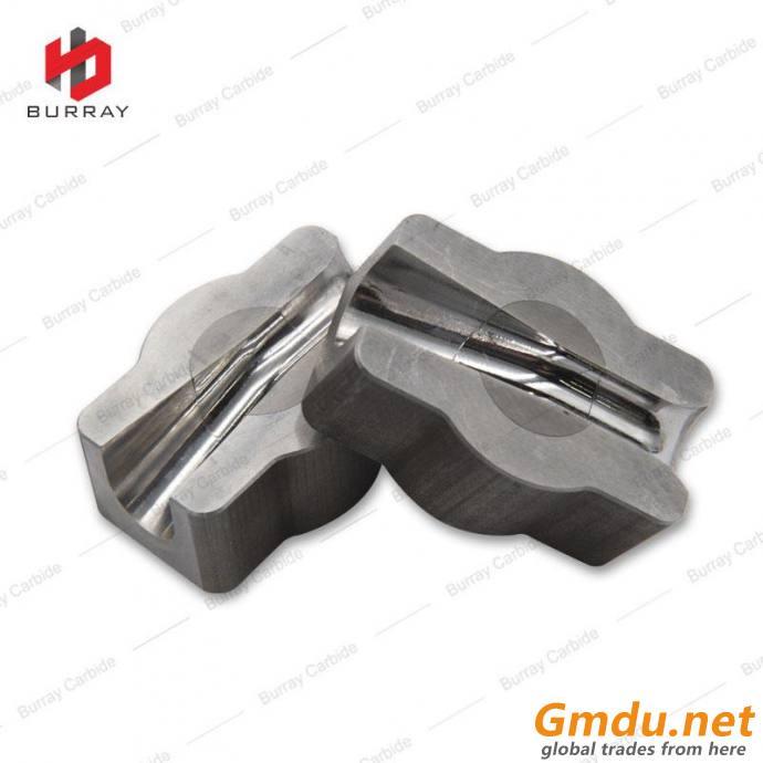 Tungsten carbide Straightener Wire Standing Guide Dies