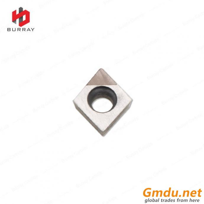CCGW CBN Finished Insert Specialized for Tungsten Carbide Processing