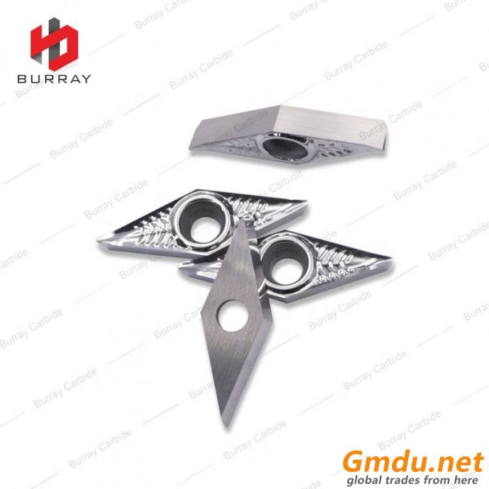 VCGT CNC Machining Carbide Turning Insert for Aluminum
