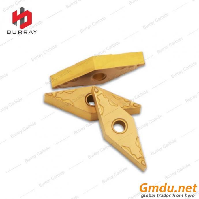 VNMG CNC Tungsten Carbide Solid Cutting Inserts