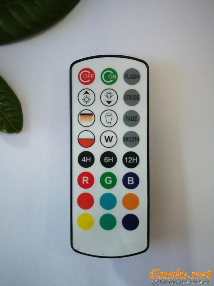 Remote control for RGB LED strip light