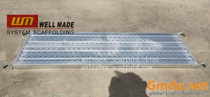 Scaffold Catwalk Frame Platform Access Boards Walk Through Plank
