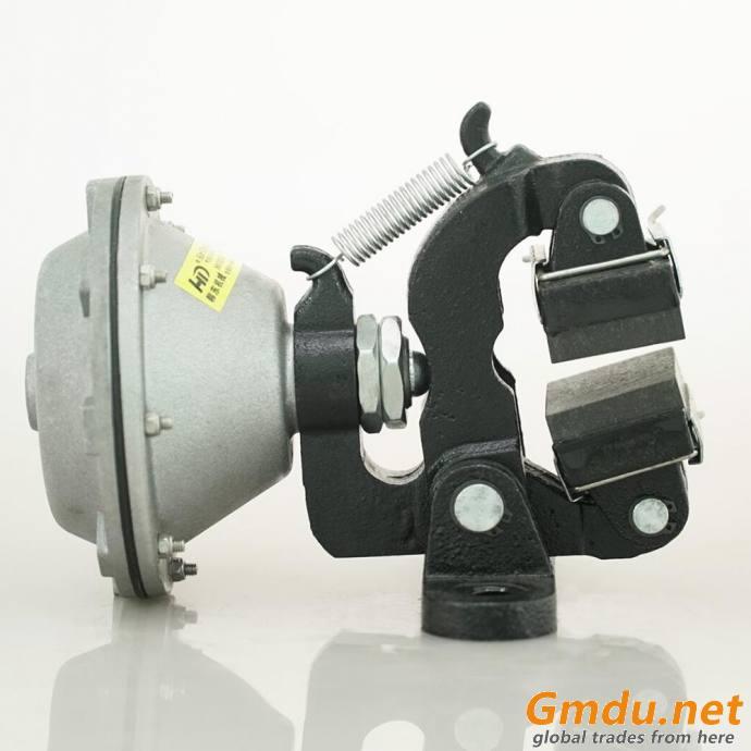 DBG20 air driven caliper disc brake for wire winch machine