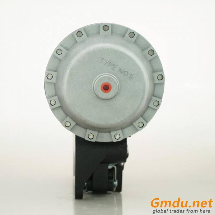 DBH horizontal pneumatic caliper disc brake with high torque
