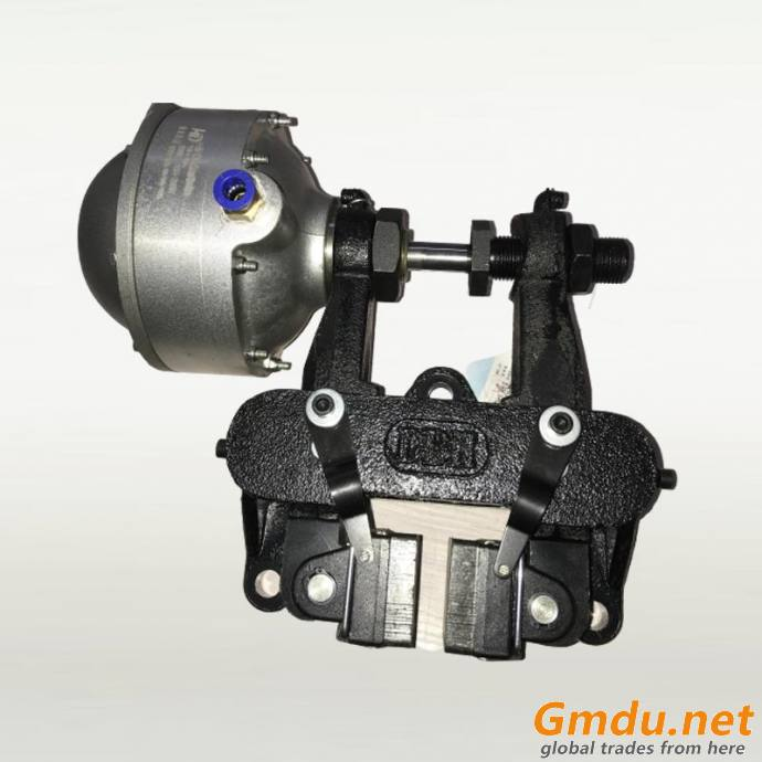 DBH-203N spring engaged caliper disc brake for safe operation