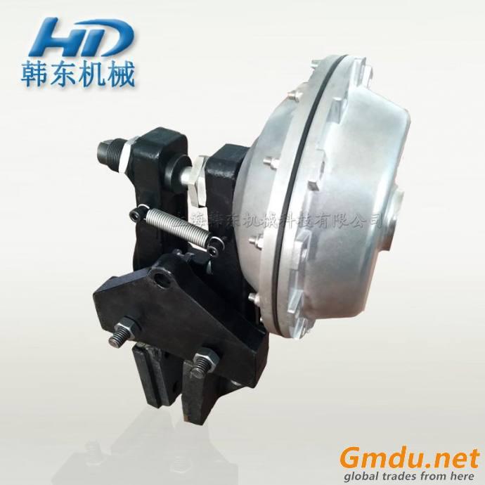 QDD air engagement friction disc brake