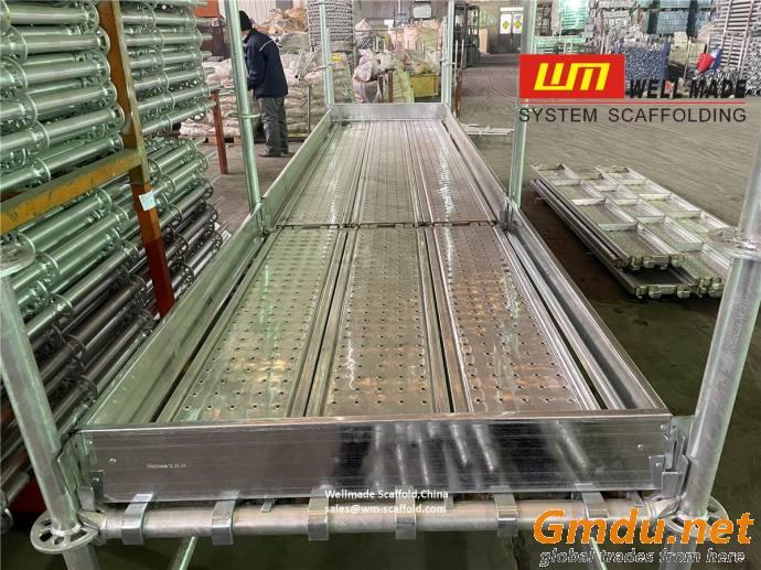 Multidirectional Scaffold Allround System Scaffold Plank Access Platform