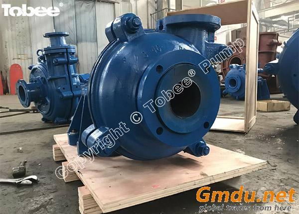 4/3C-AHR Rubber Slurry Pump