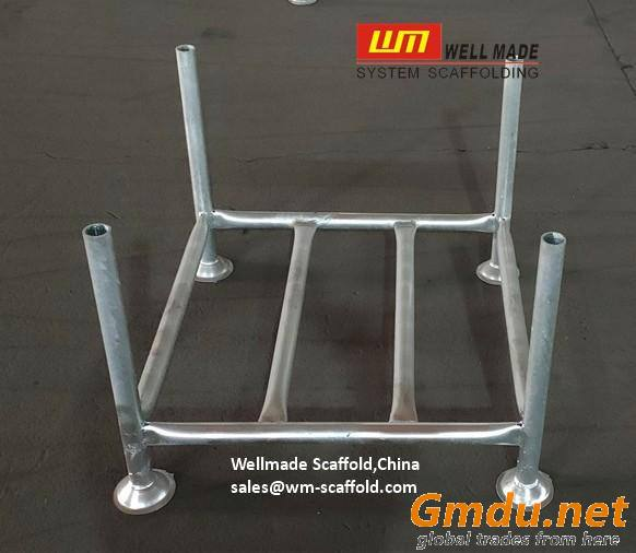 Scaffold Steel Pallet Steel Rack Scaffolding Stillages