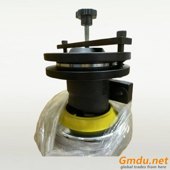 Safety chuck match with ESB manual brake for tension control