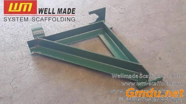 Scaffold Angle Iron Steel Side Bracket