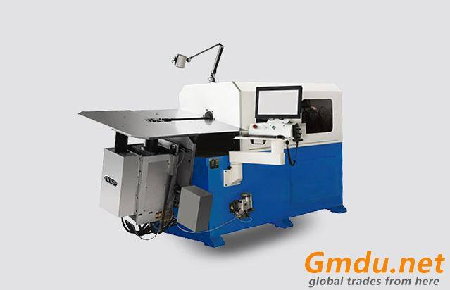 ZW-880 8AXIS CNC SPRING WIRE BENDING MACHINE