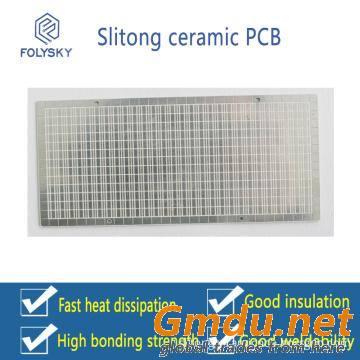 quality ceramic pcb board for led lighting.