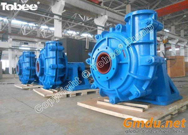 14/12ST-AH Slurry Pump for mining application