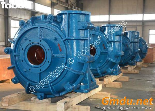 18/16TU-AH Slurry Pump for mining heavy-duty work