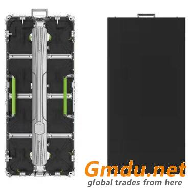 Advanced P3.9 Outdoor LED Video Wall Panel Display Rental Advertising Screen