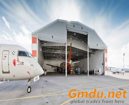 cost of building a hangar