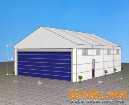 small airplane hangar cost
