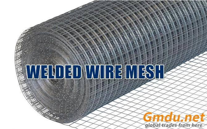 """1/4X1/4"""" welded wire mesh stock for sell"""
