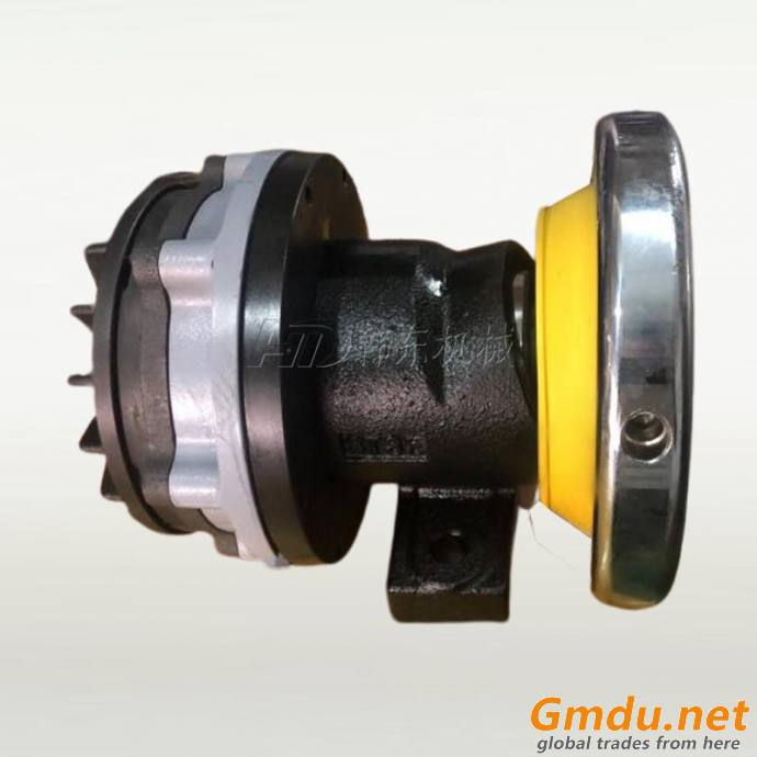 Flange safety chuck match with NAB pneumatic brake in unwinding machine