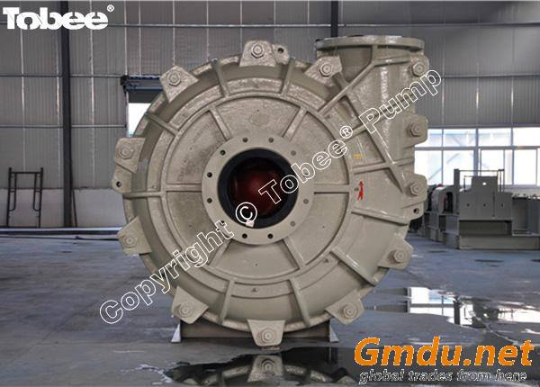 12/10ST-AHR Rubber Slurry Pump