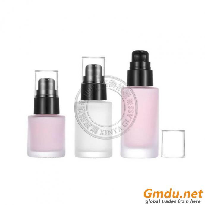 15ml eye serum bottle 30ml foundation essense split bottle glass cosmetic packaging