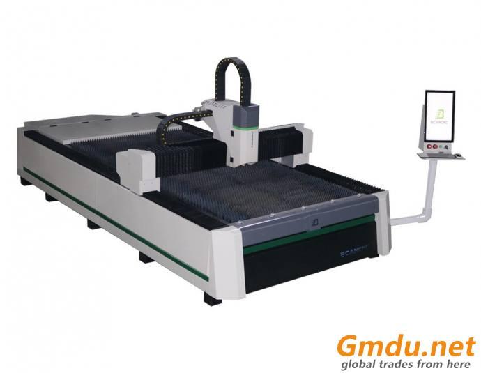 aluminum sheet cutting and tube cut pipe cut metal cnc fiber laser cutting machine