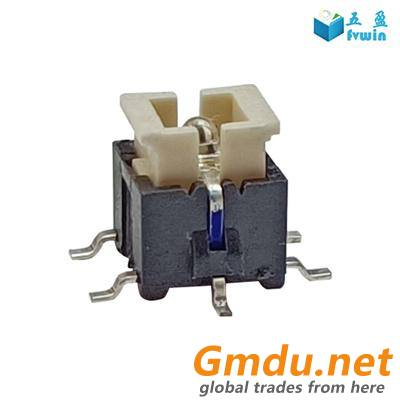 6x6 Tact Switch With LED