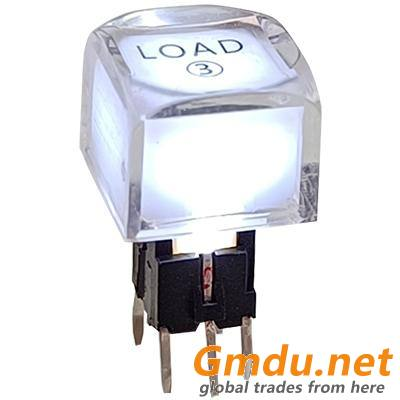 Broadcast Equipment pro A/V backlit illuminated pushbutton switches