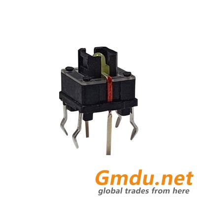 DC 12V 7X7mm LED SMD Tact Switch