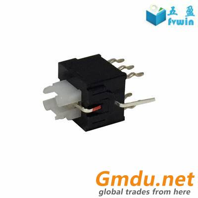 Latching Illuminated Pushbutton Switch