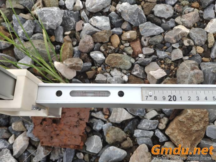 Rail L-shaped Track Ruler