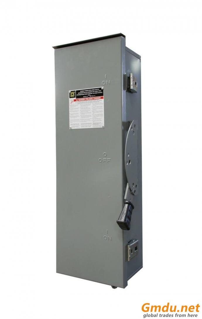 WINCO 64863-009 100-AMP 3-PHASE OUTDOOR MANUAL TRANSFER SWITCH