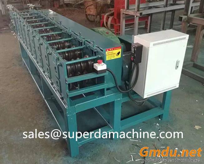 Rectangular Tube Roll Forming Machine