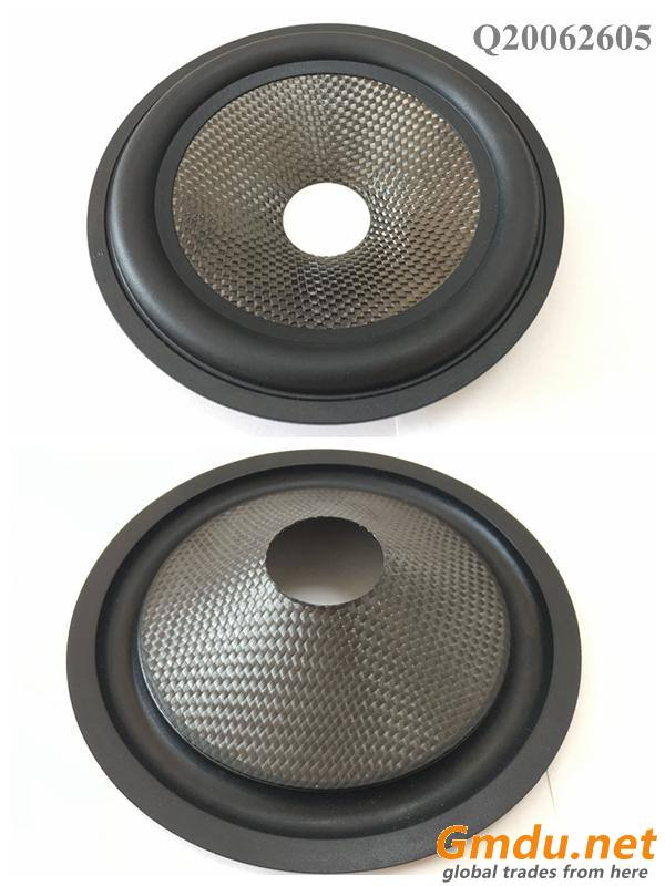 5.25'' Carbon Fiber Cone for Car Audio Speaker