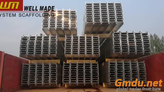 Aluma Beam Formwork Aluminium Beam Construction Aluminum Beam