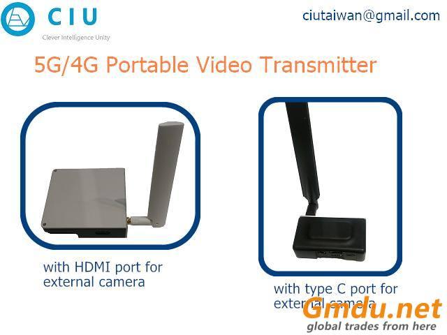 5G 4G Portable Video Transmitter