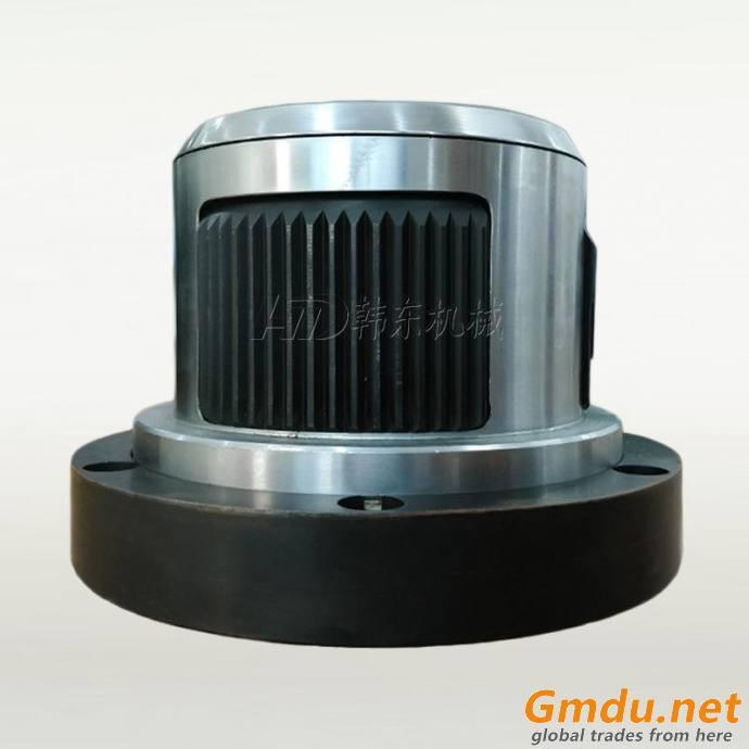 3 inch 6 inch rotary spring mechanical chuck