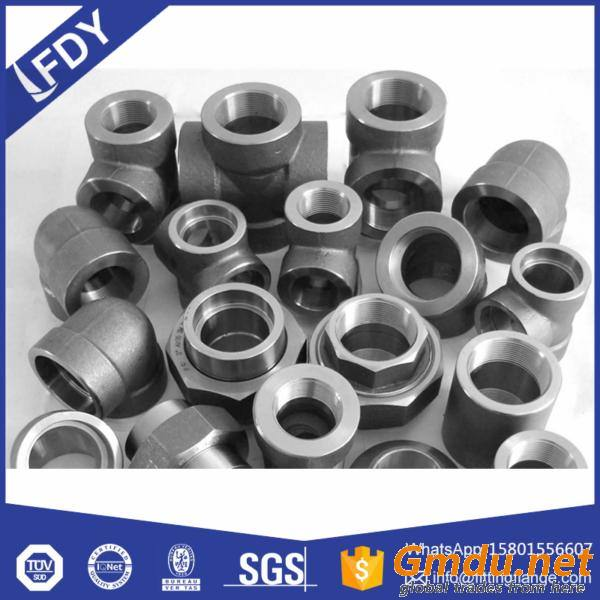 Carbon Steel Forged Thread/Socket Pipe Fitting