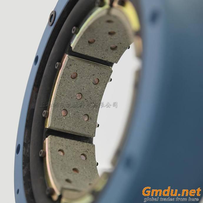 SH-6 6CB200 pneumatic drum type Airflex clutch brake