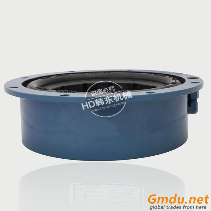 SH-6R normal releasing pneumatic rubber tube brake