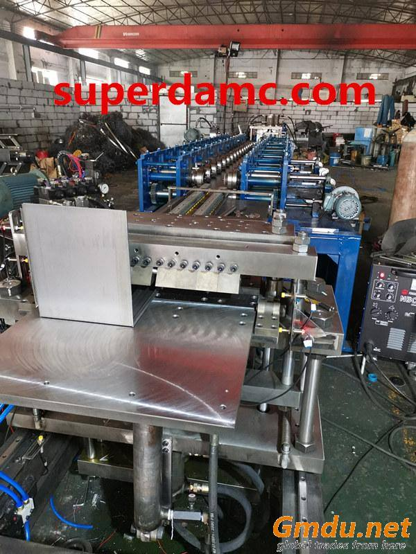 Electrical Panel & Distribution Board Roll Forming Machine