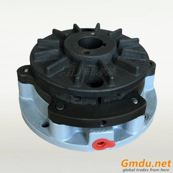 NAB air shaft caliper disc brake laminating machine