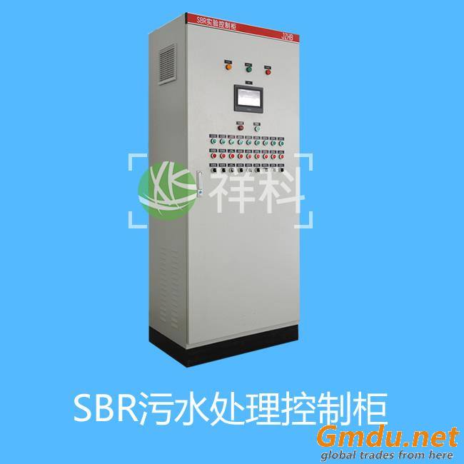 PLC sewage disposal control cabinet