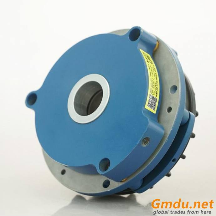 High rotating speed HABB normally lock safety brake for crusher