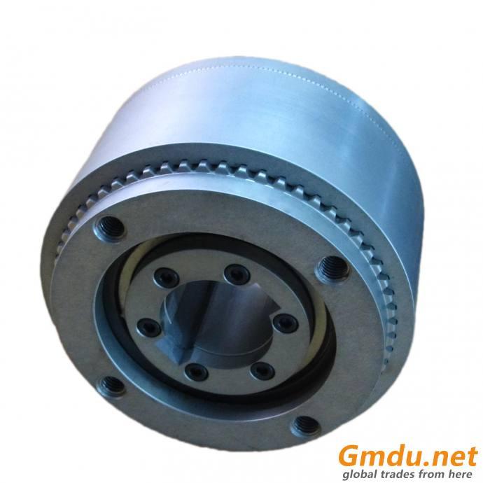 CBM negative tooth brake mechanical hand for high precise position