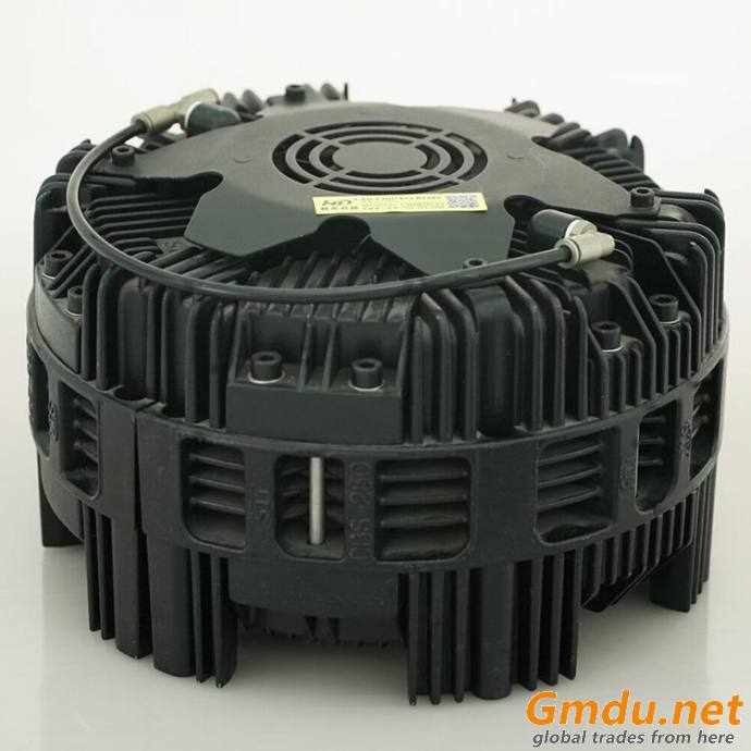 Handong DBK250 air friction disc brake for tension control