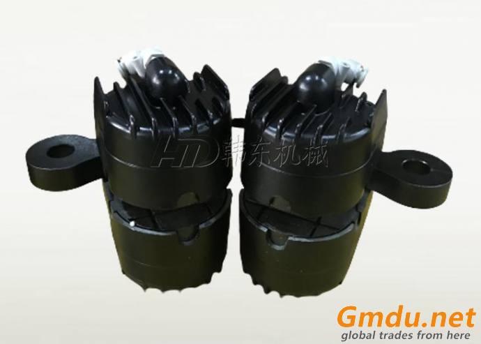 Single modular of pneumatic caliper disc brake DBK10 supplier