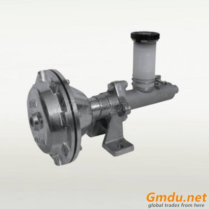 BST-4 Air-to-oil conversion supercharger oil pump