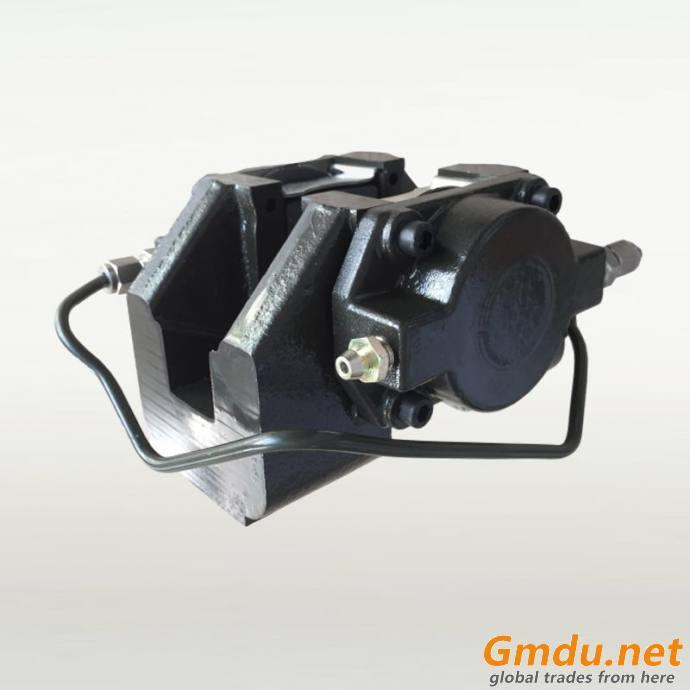 DBM hydraulic disc brake for conveyor